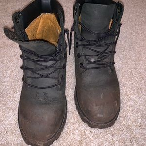 Timberlands size boys 6.5